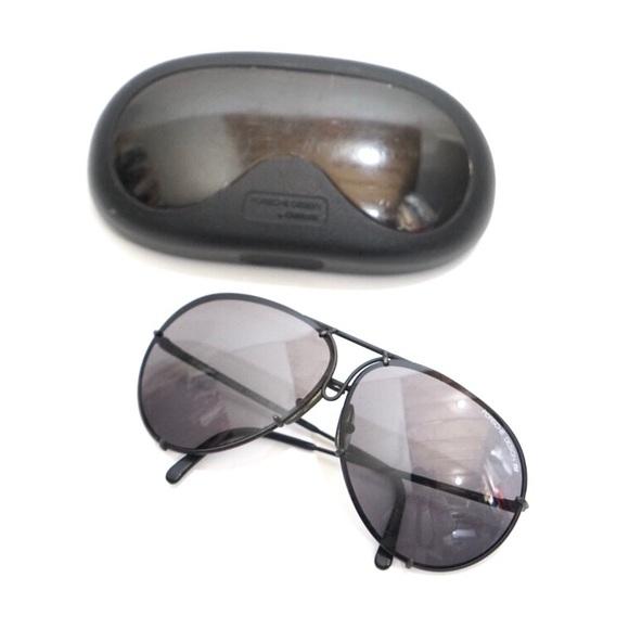 53c81c83bf Porsche Carrera Vintage Aviator Sunglasses. M 5be50c1e03087c1fe03567d6